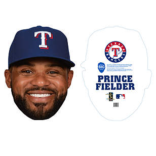 Prince Fielder Big Head